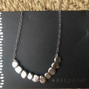 "Silpada ""Still Shining"" Necklace - Retired"